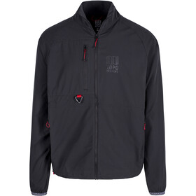 Topo Designs Sport Wind Jacket Men, black